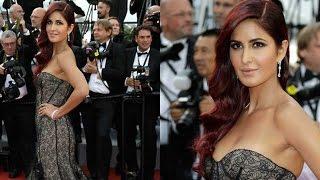 Katrina Kaif's HOT LOOKS At 'Cannes' Film Festival   New Bollywood Movies News 2015