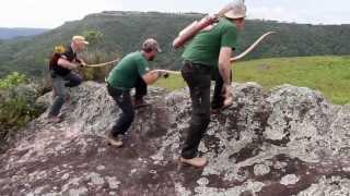Descubra o Espírito do Arco e Flecha Tradicional - Roving com Henry Bodnik