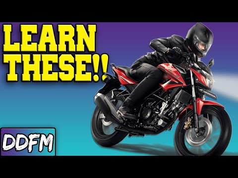 Download Lagu Tips For Your First Few Months Of Riding A Motorcycle MP3