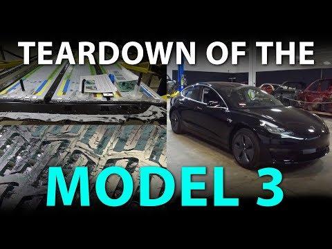 Xxx Mp4 Tearing Into Tesla S Model 3 AAH 417 LIVE 3gp Sex