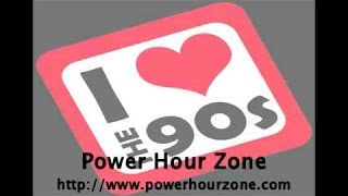 The Best Of The 90s Music Power Hour Mix (WITH MUSIC VIDEOS)