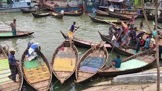 Tourism in Bangladesh   Dhaka Sadarghat Launch Terminal    Bangladesh Full Hd 4