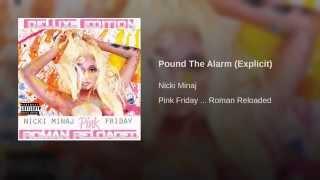 Pound The Alarm (Explicit)