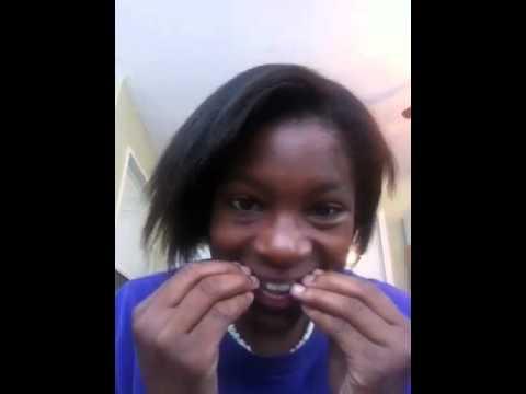 Hiw to make fake braces