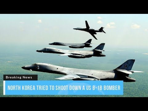 Xxx Mp4 Here's What Would Happen If N Korea Tried To Shoot Down A US B 1B Bomber 3gp Sex
