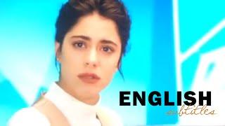 Tini Movie: Interview with Violetta (English Subtitles)