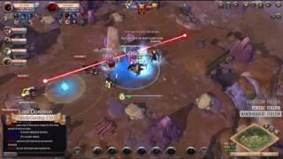 GvG - Exertion(alts) VS Envy - Albion Online PvP