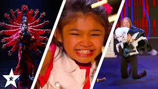 Judges Cuts | Angelica Hale, Just Jerk and MORE!! | America