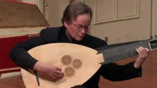 Johann Kapsberger: Toccata Arpeggiata; David Tayler, theorbo