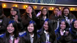 HITAM PUTIH - KOMENG DAN MPOK ATIK BIKIN RAME STUDIO (6/4/17) 4-1