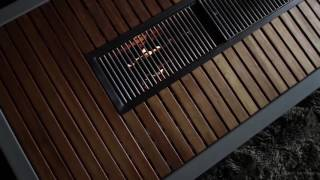 iBBQ World's Most Beautiful Barbecue Grill
