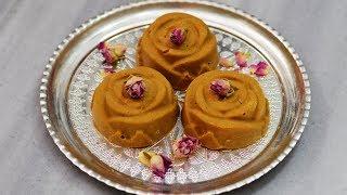 طرز تهیه رنگینک دسر سنتی ایرانی، خوشمزه ترین و شیکترین روش | Ranginak Persian Recipe