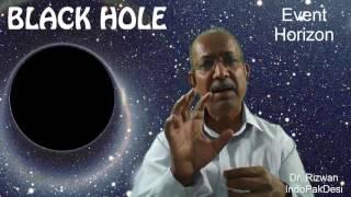 Black Hole Theory Explained In Urdu Hindi By Dr. Rizwan