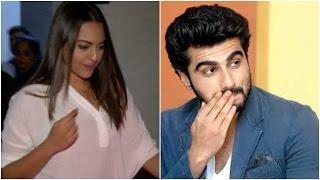 Sonakshi Wants To Step In Arjun Kapoor
