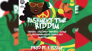Bashment Time Riddim ▶FEB 2018 ▶Konshens,Charly Black,Shenseea,Chris Martin &more (Head Concussion )