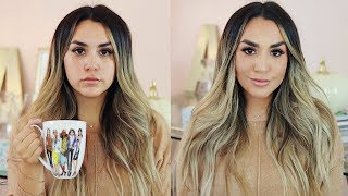 NEW DRUGSTORE MAKEUP AND BRUSHES FALL GRWM| ALEXANDREA GARZA