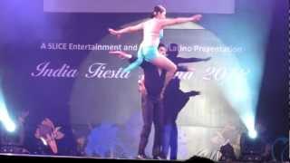 SOURABH n POOJA @ India Fiesta Latina,2012