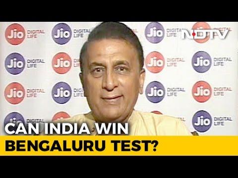 Xxx Mp4 India Need To Add Another 150 Runs To Win Bengaluru Test Sunil Gavaskar 3gp Sex