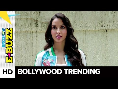 What was Nora Fatehi worried about?   Bollywood News   ErosNow eBuzz