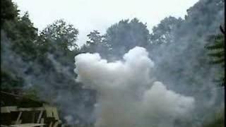 Massive Homemade Explosion (bigger than sparkler bombs)