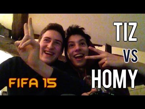 FIFA 15 - Tiz vs Homyatol