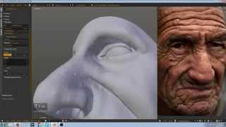 Blender 2.7: Speed Sculpt [English/HD]