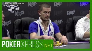 Gus Hansen: Best hands from the 2017 Cash Kings High Stakes Poker Cash Game!