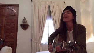 Daniela calvario / No me doy Por Vencido - Cover / Luis F.
