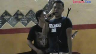 tvlampura.com-   The Justice Band Guncang Polres Lampura