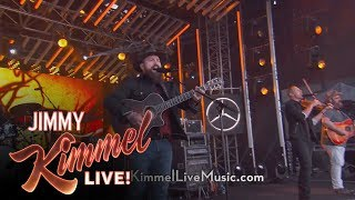 "Zac Brown Band Performs ""Roots"""