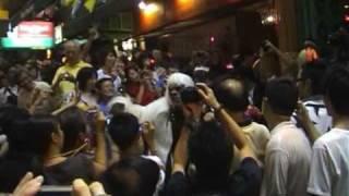 蘭桂坊萬聖節人鬼趁墟夜 2009  1 Halloween Night in Lan Kwai Fong 2009