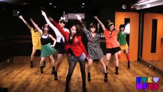 T-ARA(티아라) - Roly Poly(롤리폴리) / Dance cover by UFZS (Studio ver,)
