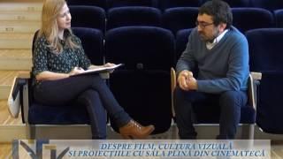 Interviul săptămânii la UVT TV   invitat Marian Sorin Rădulescu