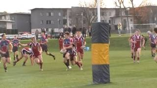 Denstone College Rugby Club's latest graduate Oscar Bunce Highlights Video