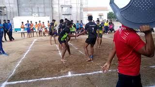 Kabaddi match 2018( Kiran School vs Zee School)