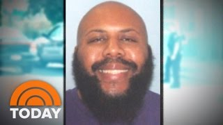 Massive Manhunt Underway For Killer Who Posted Murder On Facebook | TODAY