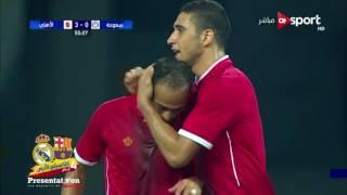 أهداف مباراة الأهلي 4 - 0 سموحة | نصف نهائي كأس مصر 2017