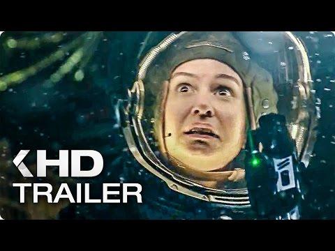 ALIEN Covenant Red Band Trailer 2017