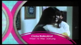 Promo Cinta Kolestrol (Wayang) @ Tv3! (10.3.2013 - 3 petang)