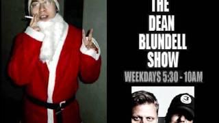 QI MIN SHENG CHRISTMAS The Dean Blundell Show 102.1 EDGE FM