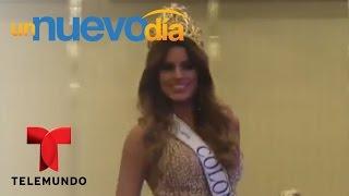 ¡Una ex Miss Universo enfrenta una demanda millonaria! | Un Nuevo Día | Telemundo