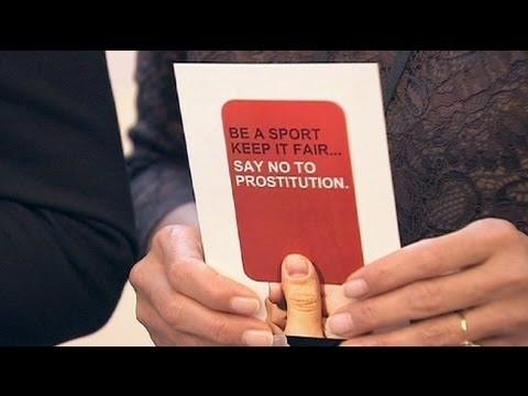Euro 2012 et Jeux olympiques le corollaire de la prostitution