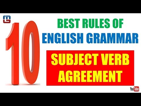 Xxx Mp4 SUBJECT VERB AGREEMENT ENGLISH ALL COMPETITIVE EXAMS 3gp Sex
