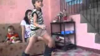 Jonjon Macho dance