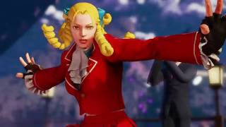 SFV Karin  (season 2.5) - techniques, combos and reset