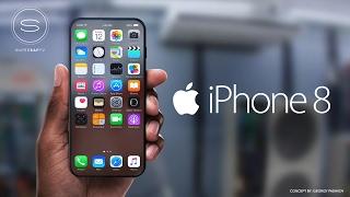 iPhone 8 NEW Design