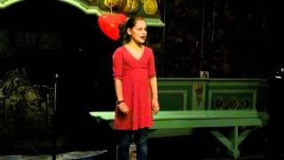 Stekelvarkentjes Wiegelied gezongen door Nina