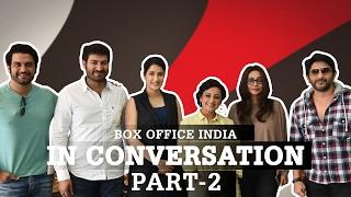 Irada -Team | In Conversation | Naseeruddin Shah | Arshad Warsi | Divya Dutta | Part 2 | BOI