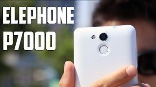 Elephone P7000, Review en español