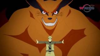 NARUTO AND KURAMA | the true friendship | AMV [HD]